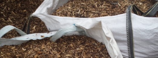 Buy our woodchippings for gardening mulch